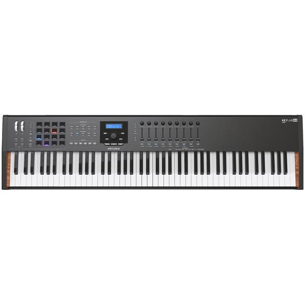 MIDI-клавиатура Arturia KeyLab 88 MKII Black Edition