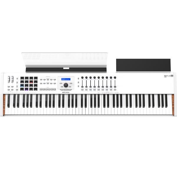 MIDI-клавиатура Arturia KeyLab 88 MKII Bundle White
