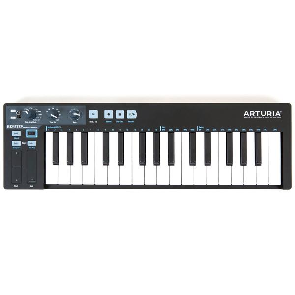 MIDI-клавиатура Arturia KeyStep Black Edition