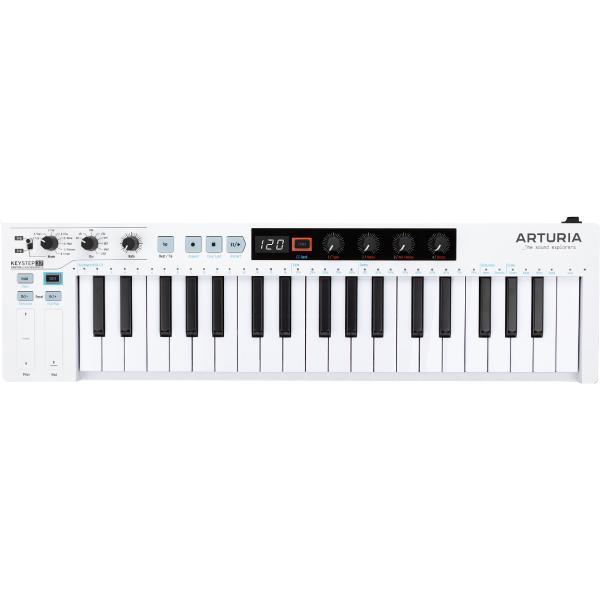 MIDI-клавиатура Arturia KeyStep 37 White