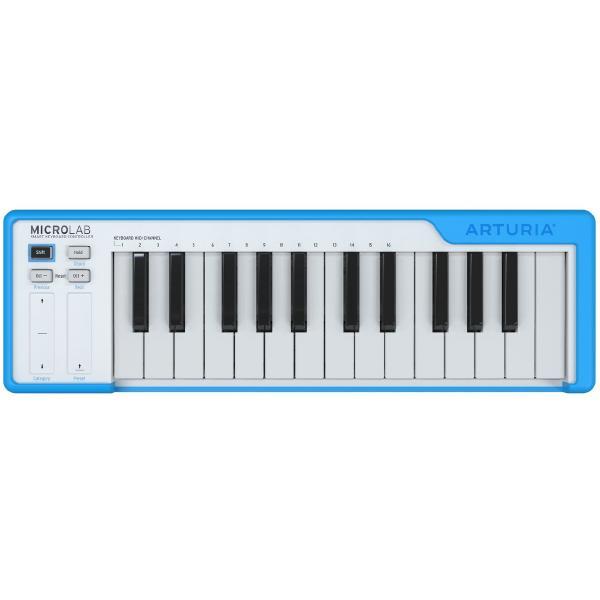 MIDI-клавиатура Arturia Microlab Blue