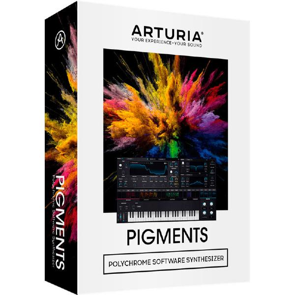 Программное обеспечение Arturia Pigments (Electronic License)