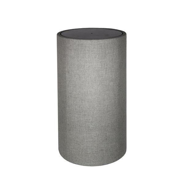Панель для акустической обработки ASC Original TubeTrap Full-Round 20 x 3' Grey Mix round shaped ferrite magnet for electronic diy black 18 x 1 6mm 20 pcs