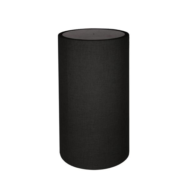 Панель для акустической обработки ASC Original TubeTrap Full-Round 20 x 3' Black diniho fashion lady s pu leather band round dial quartz waterproof wrist watch black 1 x lr626