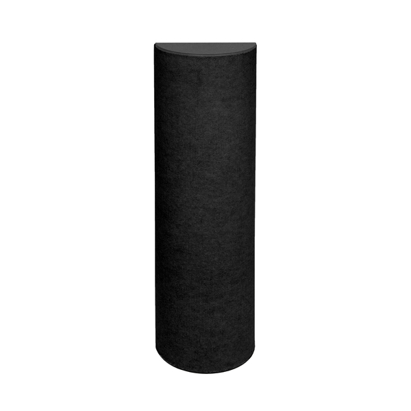 Панель для акустической обработки ASC Smart TubeTrap Half-Round 11 x 3' Lava pink round neck half sleeves colorblock shirt dress