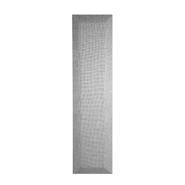 Панель для акустической обработки ASC TubeTrap Tri-Panel 12 x 48 Grey Mix fit 32mm pipe od x 1 5 tri clamp sus304 sanitary y type strainer filter home brew wine