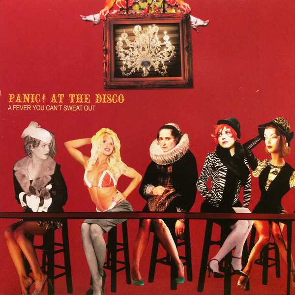 Panic! At The Disco Panic! At The Disco - A Fever You Can't Sweat Out dmitrii emets no way out at the entrance