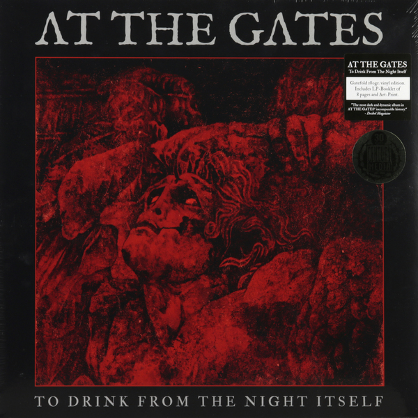 At The Gates At The Gates - To Drink From The Night Itself gates k025222 gates