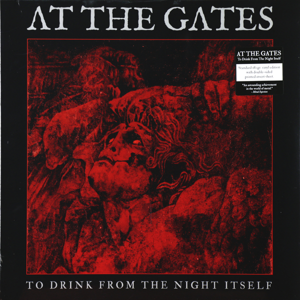 At The Gates At The Gates - To Drink From The Night Itself цены