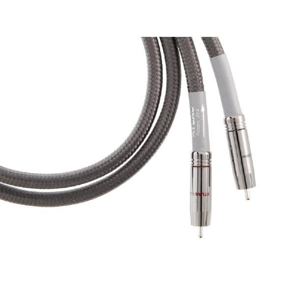 Фото - Кабель межблочный аналоговый RCA Atlas Ascent Ultra 1.5 m накладка schneider electric ultra на стык для кабель канала 151x50 etk151702