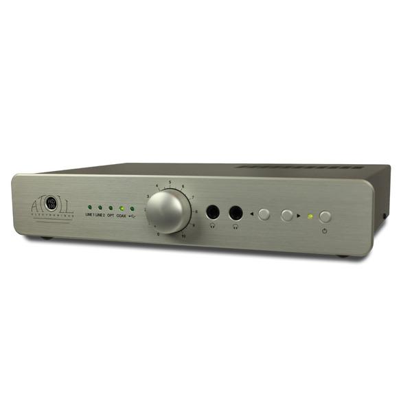 Усилитель для наушников Atoll HD100 Silver