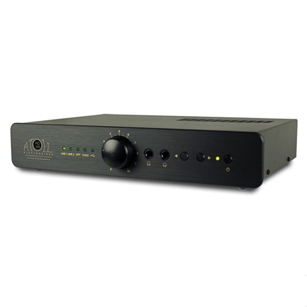 Усилитель для наушников Atoll HD100 Black