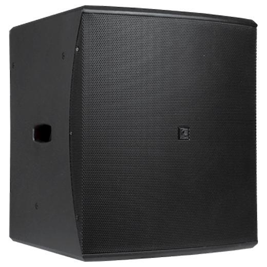 Профессиональный пассивный сабвуфер Audac BASO15 Black профессиональный пассивный сабвуфер turbosound performer tpx118b black
