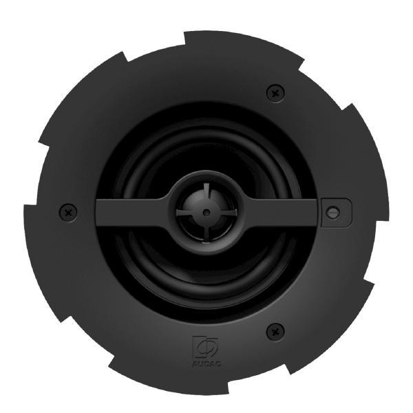 Встраиваемая акустика трансформаторная Audac CALI424 White
