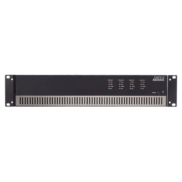Трансляционный усилитель Audac CAP412