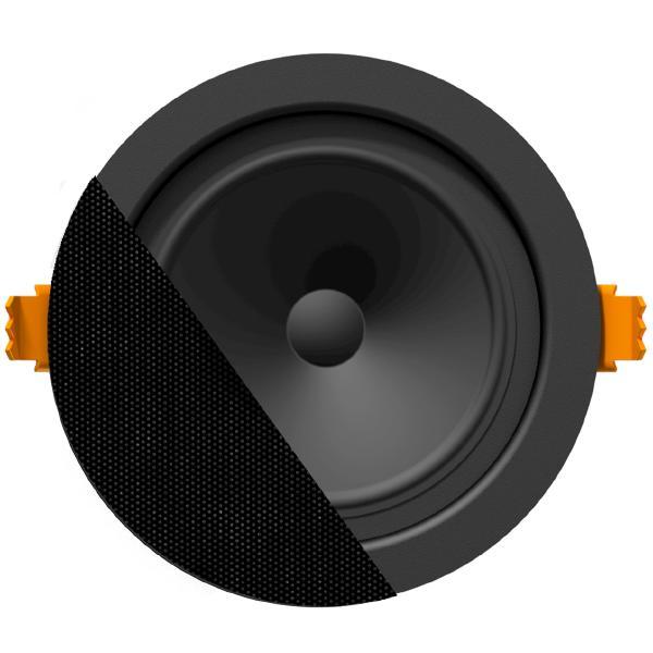 цена на Встраиваемая акустика трансформаторная Audac CENA306 Black