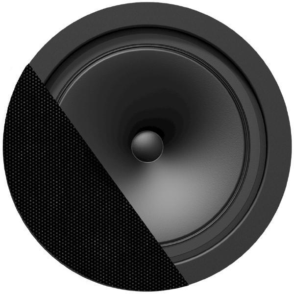 цена на Встраиваемая акустика трансформаторная Audac CENA706 Black