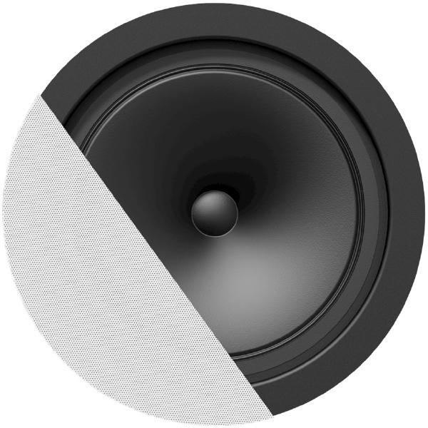 Фото - Встраиваемая акустика Audac CENA710D White встраиваемая акустика трансформаторная audac cena506 white