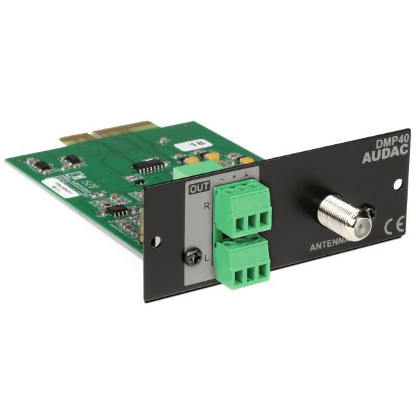Профессиональный проигрыватель Audac Модуль DMP40