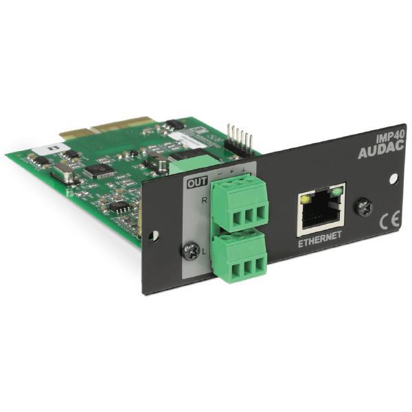 Профессиональный проигрыватель Audac Модуль IMP40