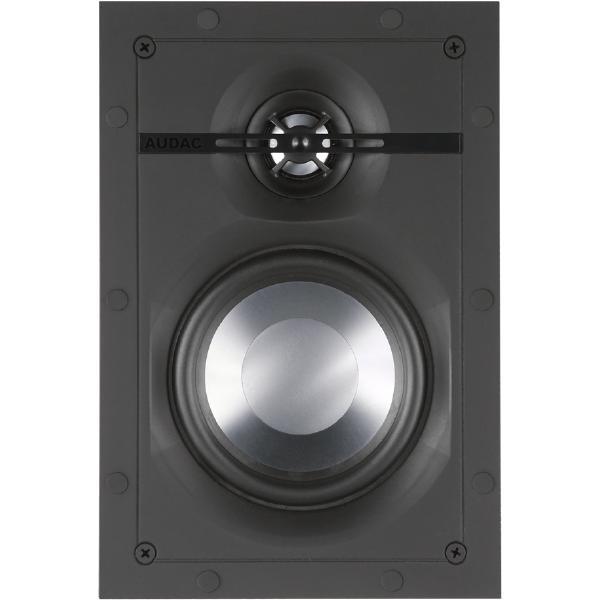 Встраиваемая акустика Audac MERO5 White встраиваемая акустика audac cira530d white