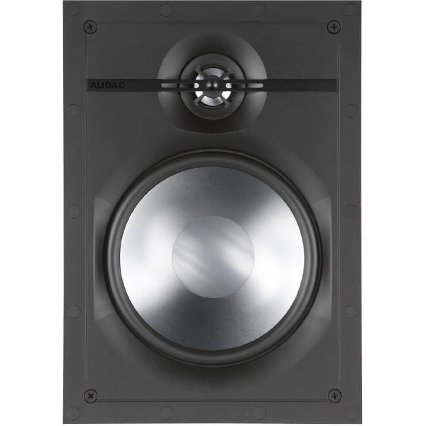 Встраиваемая акустика Audac MERO6 White встраиваемая акустика audac cira530d white