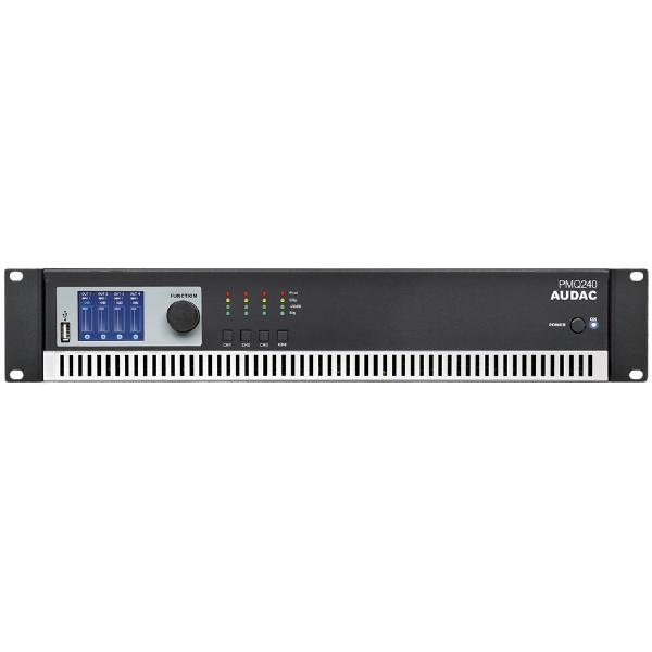 Трансляционный усилитель Audac PMQ240