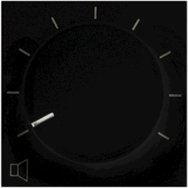 Панель управления Audac VC4008 Black