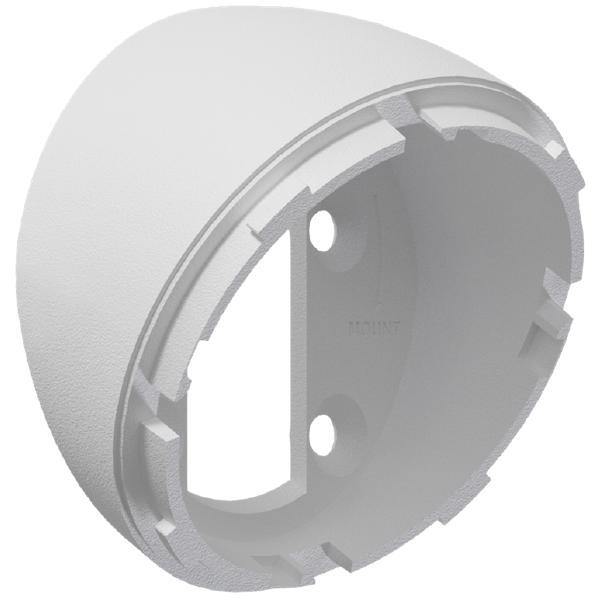 Фото - Кронштейн для акустики Audac WMA20 White кронштейн для акустики apart maskl white
