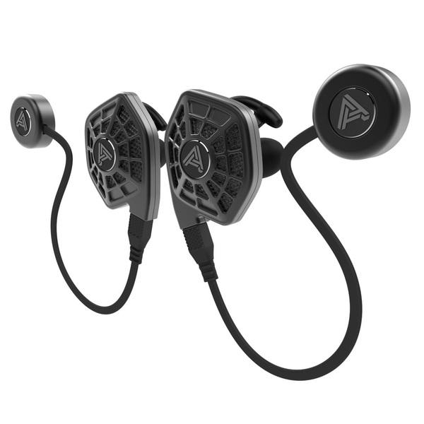 Внутриканальные наушники Audeze iSine10 VR Black внутриканальные наушники audeze isine10 black