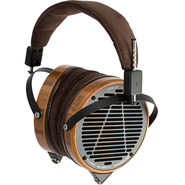 Охватывающие наушники Audeze LCD-2 (Leather Free) Bamboo free shipping 10pcs aat1173 qfn package lcd chip