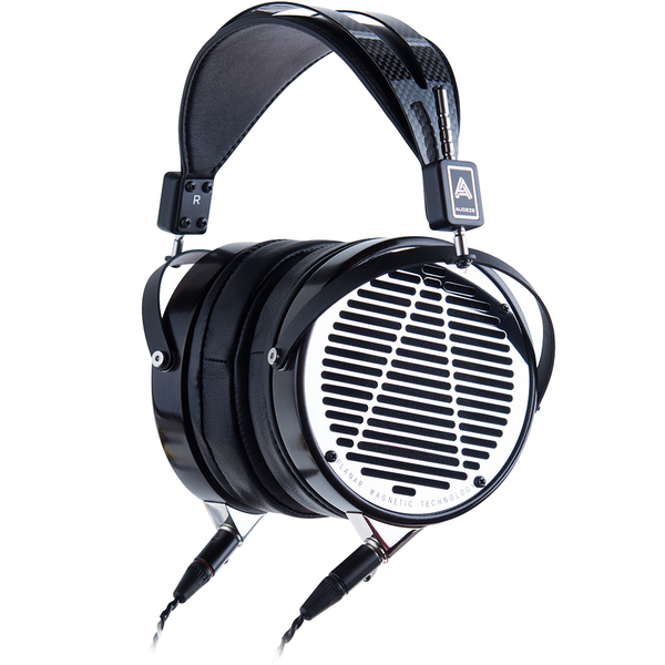 Охватывающие наушники Audeze LCD-4 Macassar Ebony artwood artwood set01 macassar