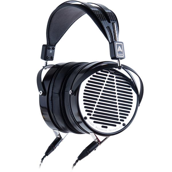 Охватывающие наушники Audeze LCD-4 Macassar Ebony 4 4 ebony cello tuner pegs professional accessories 4pcs