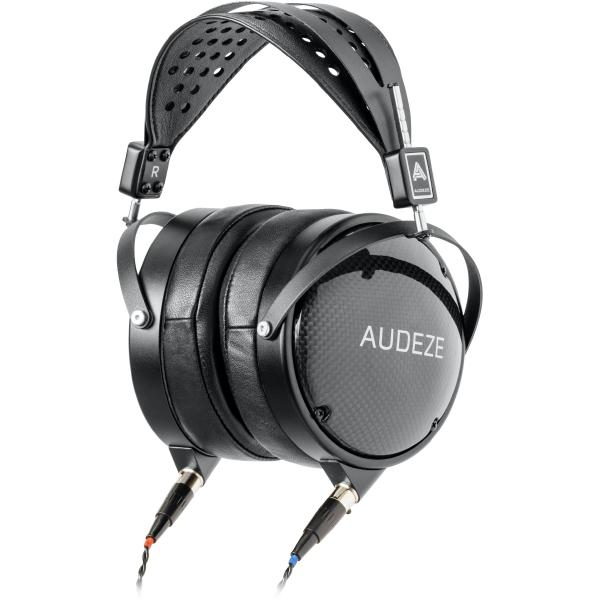Фото - Охватывающие наушники Audeze LCD-XC Carbon (no travel case) дутики no limits no way no limits no way no025awmec51