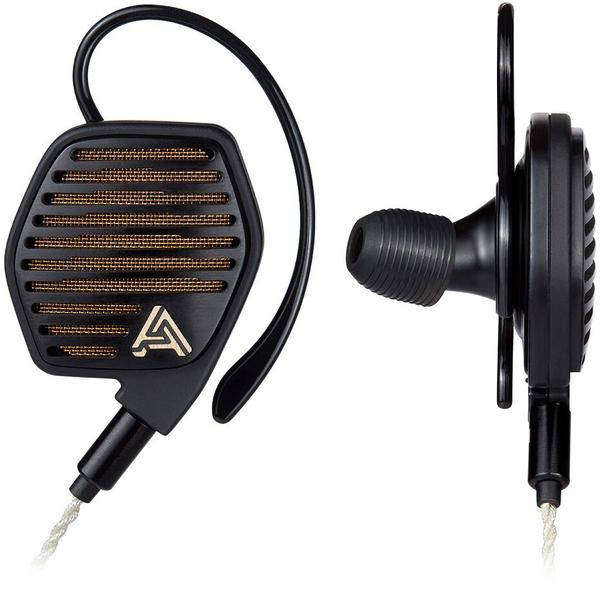 Внутриканальные наушники Audeze LCDi4 Black внутриканальные наушники audeze isine10 black