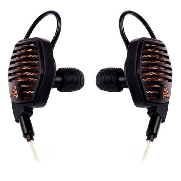 Фото - Внутриканальные наушники Audeze LCDi4 Lightning Bluetooth Black внутриканальные наушники sony ier m7 black