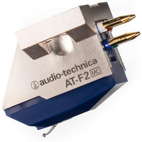 Головка звукоснимателя Audio-Technica AT-F2 solenoid valve sy3120 5 l c6 f2