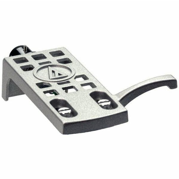 Держатель картриджа Audio-Technica AT-HS10 Silver audio technica держатель картриджа at hs10 silver
