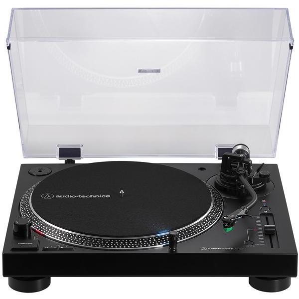 Виниловый проигрыватель Audio-Technica, AT-LP120XBT Black  - купить со скидкой