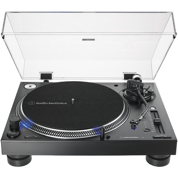 Виниловый проигрыватель Audio-Technica AT-LP140XP Black проигрыватель виниловых дисков audio technica at lp140xpsve