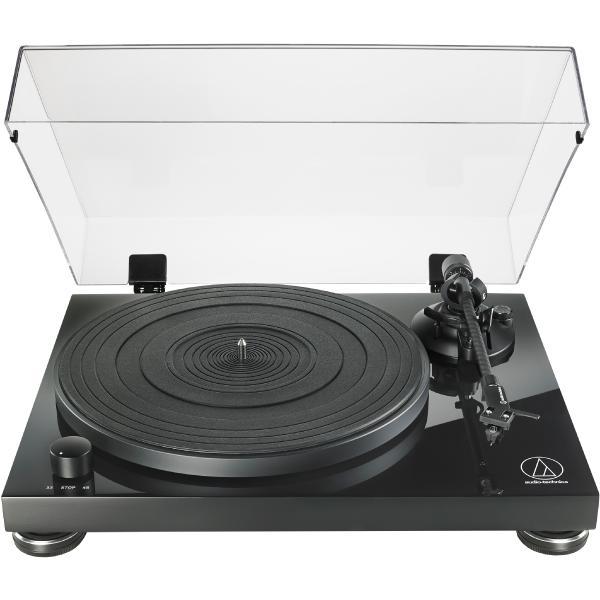 Виниловый проигрыватель Audio-Technica AT-LPW50PB Piano Black проигрыватель виниловых дисков audio technica at lp140xpsve