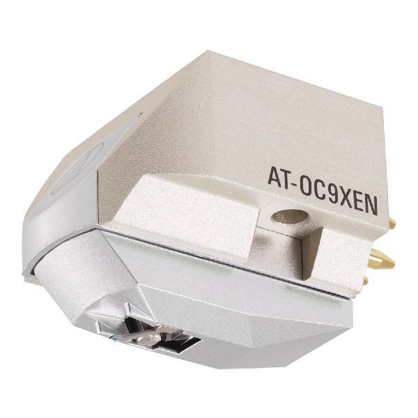 Фото - Головка звукоснимателя Audio-Technica AT-OC9XEN хедшелл держатель картриджа audio technica at hs4sv