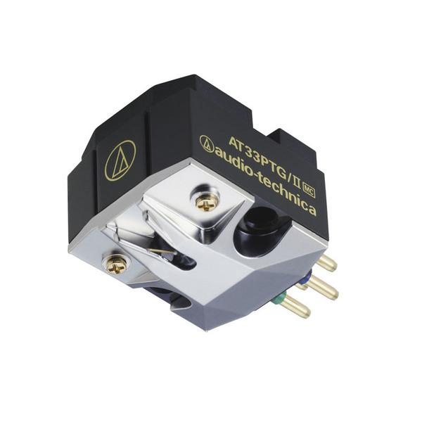 Фото - Головка звукоснимателя Audio-Technica AT33PTG/II корзинка sima land с ручками цвет фуксия 22 5 х 16 5 х 12 см