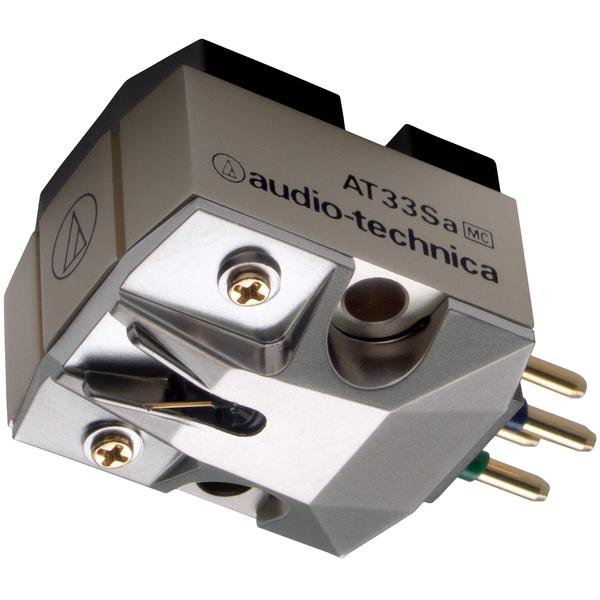 Головка звукоснимателя Audio-Technica AT33Sa головка звукоснимателя audio technica at f2