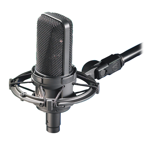 Студийный микрофон Audio-Technica AT4033ASM микрофон audio technica atgm2