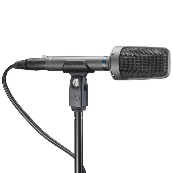 Микрофон для радио и видеосъёмок Audio-Technica AT8022