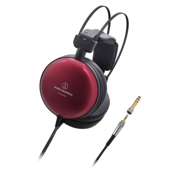 Охватывающие наушники Audio-Technica ATH-A1000Z Red technica audio technica ath ar3is свет портативный смартфон гарнитура белый наушники