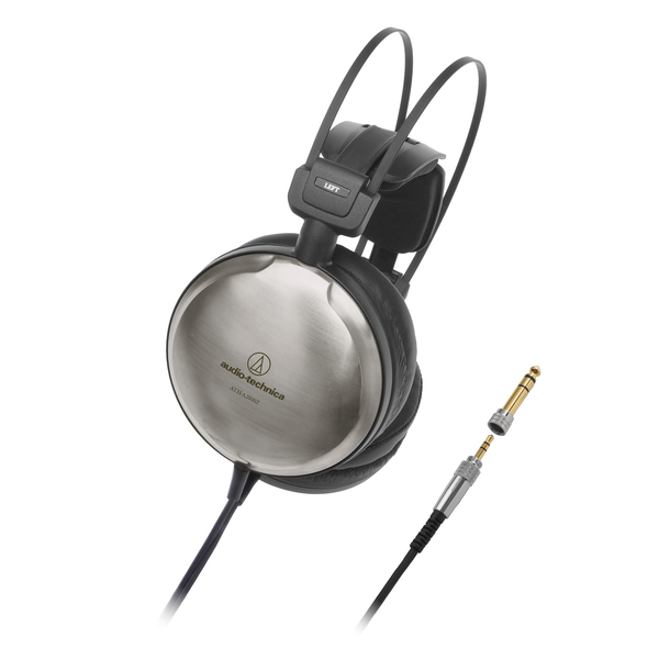 Охватывающие наушники Audio-Technica ATH-A2000Z Silver/Black наушники audio technica ath pro5mk3 black