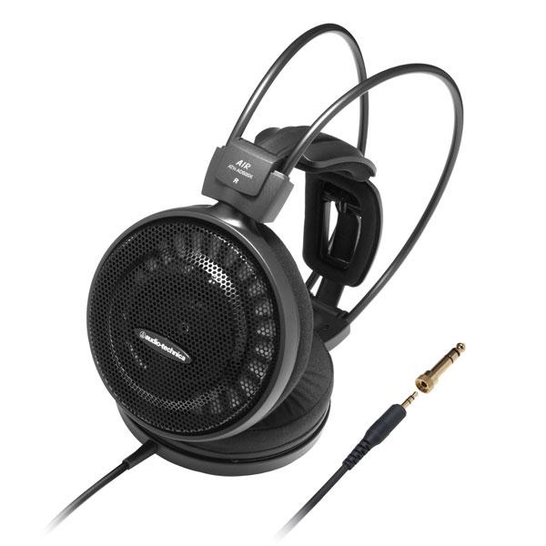 Охватывающие наушники Audio-Technica ATH-AD500X Black охватывающие наушники audio technica ath pro5mk3 black