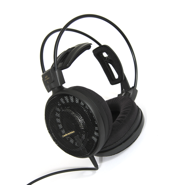 Охватывающие наушники Audio-Technica ATH-AD900X Black наушники audio technica ath ar1is black